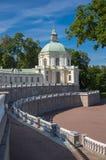 Slotten av Oranienbaum Fotografering för Bildbyråer