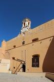 Slotten av regulatorer, museum av Bastia Corse france Royaltyfria Foton