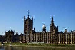 Slotten av Westminster Arkivbilder