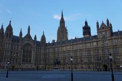 Slotten av Westminster Arkivfoton
