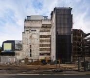 Slotten demonteras brutally arkivfoto