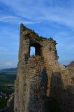Slotten fördärvar Arkivfoton