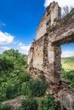 Slotten fördärvar i Ukraina arkivfoton
