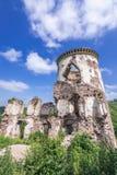 Slotten fördärvar i Ukraina Royaltyfria Foton
