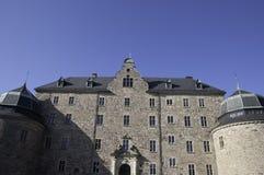Slottet av Ãârebro Royaltyfri Bild