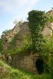 slottet fördärvar Arkivbilder