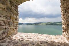slottet fördärvar Arkivfoton