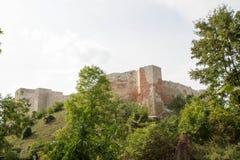 slottet fördärvar Royaltyfria Foton