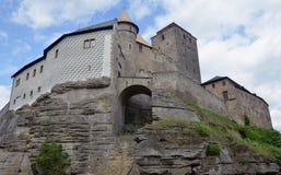 Slottet kostar Fotografering för Bildbyråer