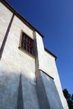 slottfönster Fotografering för Bildbyråer