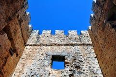 slottfrangocastello Fotografering för Bildbyråer