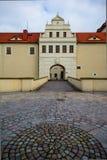 slottfreibergfyrkant Fotografering för Bildbyråer
