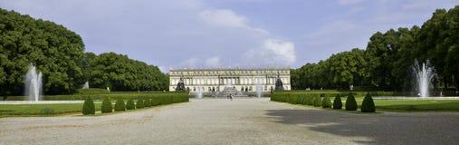 slottherrenchiemsee Royaltyfri Foto