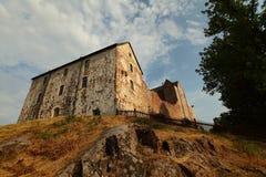 slottkastelholm Royaltyfri Foto