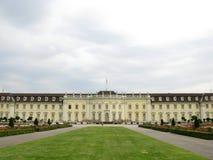 slottludwigsburg Arkivbild