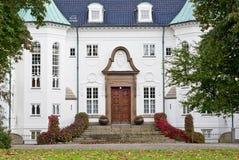slottmarselisborg Fotografering för Bildbyråer
