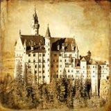 slottneuschwanstein Arkivbilder