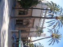 slottpalma för de mallorca Arkivbilder