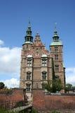 slottrosenborg Royaltyfri Fotografi
