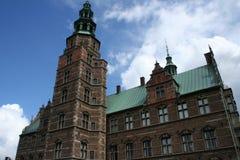 slottrosenborg Royaltyfria Bilder