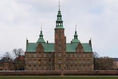 slottrosenborg Arkivbild