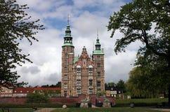 slottrosenborg Royaltyfri Foto