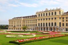 slottschonbrunn fotografering för bildbyråer
