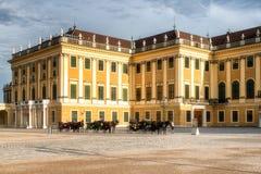 slottschonbrunn vienna Arkivbild
