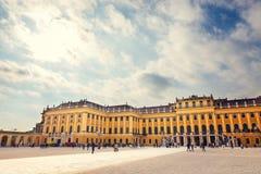 slottschonbrunn vienna _ Arkivbilder