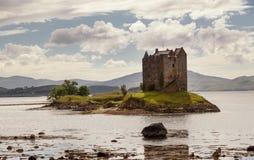 Slottstalkeren, Skotska högländerna, Skottland, Förenade kungariket Royaltyfri Foto