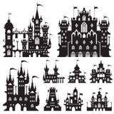 Slotttappningvektor Arkivbild