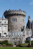 Slotttorn Irland, Dublin arkivfoto