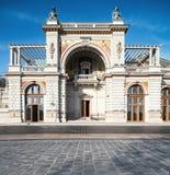 Slottträdgårdbasaren i Budapest royaltyfria bilder