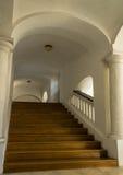 Slotttrappa Arkivfoton