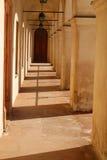 slotttunnel Royaltyfri Bild