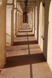 slotttunnel Royaltyfri Fotografi
