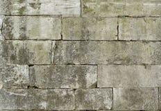 slottvägg Royaltyfri Bild