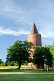 slottvordingborg Arkivbild