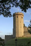 slottwarwick Arkivfoto