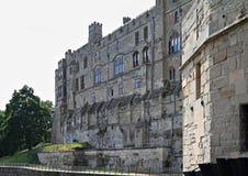 Slottyttersida Arkivbilder
