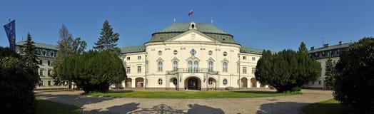 slovak правительственного учреждения стоковое фото