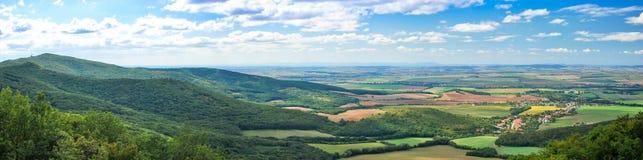 slovak сельской местности стоковое изображение