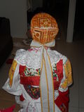 Slovak costume Royalty Free Stock Photography