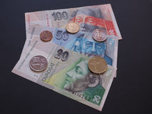 Slovak currency Royalty Free Stock Image