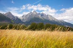 Slovak High Tatras Stock Images