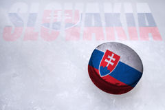 Slovak Hockey Stock Images