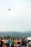 Slovak International Air Fest 2012, Slovakia Stock Image