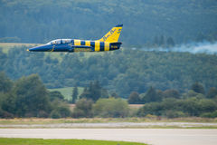 Slovak International Air Fest 2014 Royalty Free Stock Photo