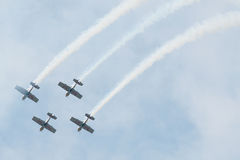 Slovak International Air Fest 2014 Royalty Free Stock Images