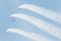 Slovak International Air Fest 2014 Stock Image